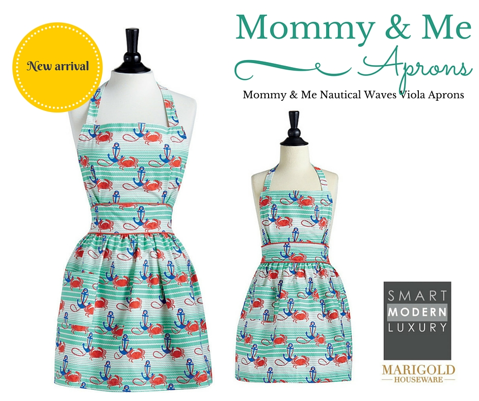 Mother Daughter Apron Set