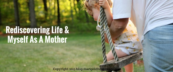 Rediscovering Life & Myself As A Mother Becky Russell