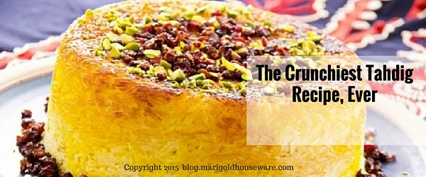 The Crunchiest Tahdig Recipe Ever Using a Pars Persian Rice Cooker