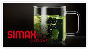 simax glassware